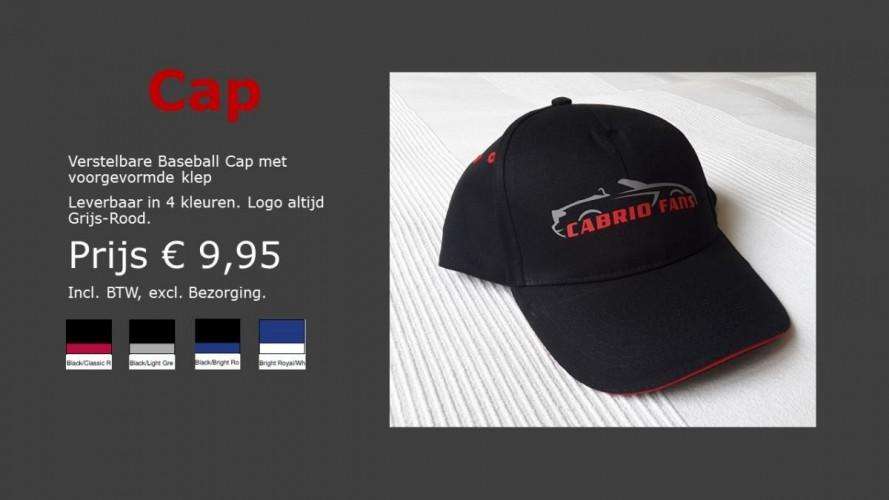Webshop Cap